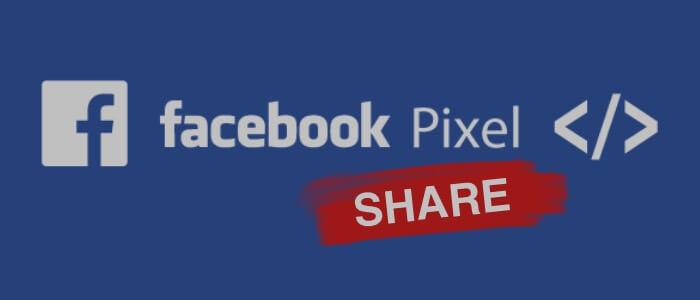 Как поделиться Facebook Pixel